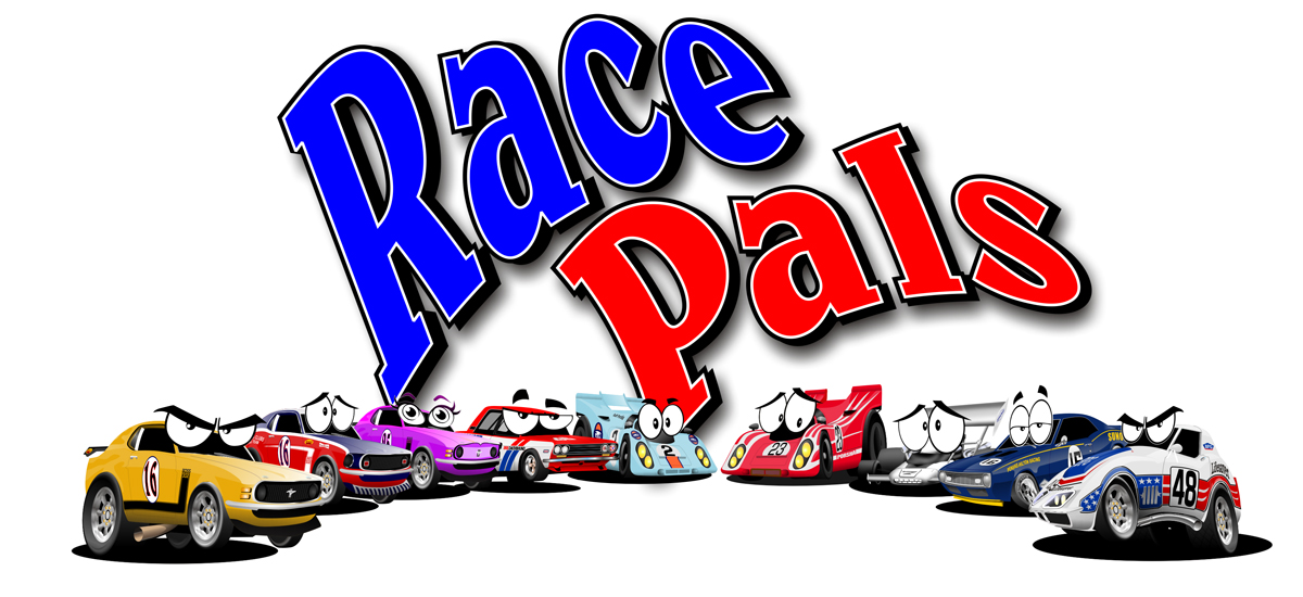 RacePals Race Pals Racing Characters Mugs and Cups